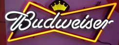 LED Epoxy Resin Tooling Made Front-lit Signs for Budweiser