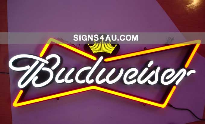 led-epoxy-resin-tooling-made-front-lit-signs-for-budweiser