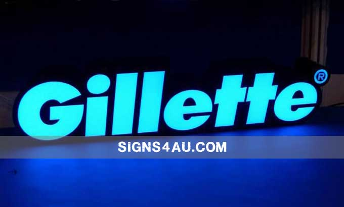 led-epoxy-resin-tooling-made-front-lit-signs-for-gillette
